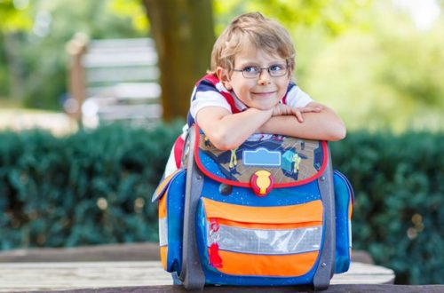 Как выбрать школьный рюкзак